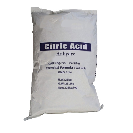 E330 - Citric Acid