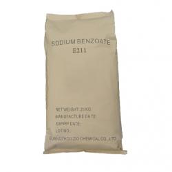 E211 - Benzoate De Sodium