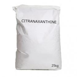 CITRANAXANTHIN