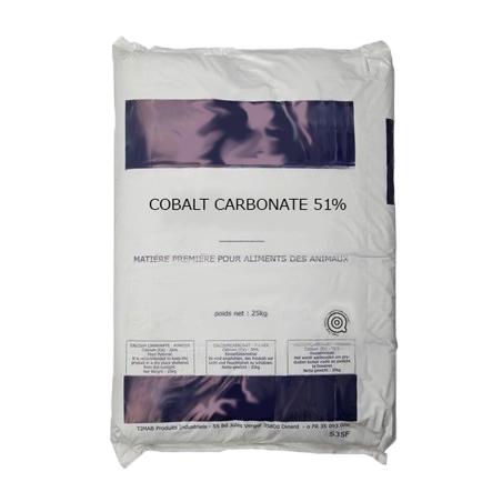 COBALT CARBONATE 51%