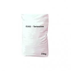 E102-TARTRAZINE