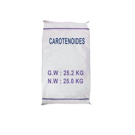 E160A - Carotenoides