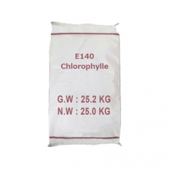 E140 - Chlorophylle