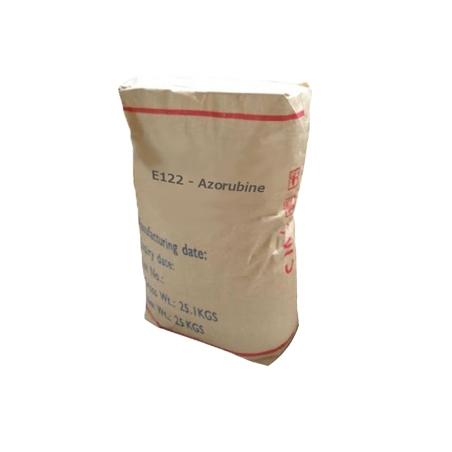E122-AZORUBINE