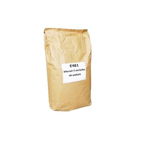 Sodium stearoyl-2-lactylate