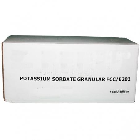E202 - Sorbate de potassium